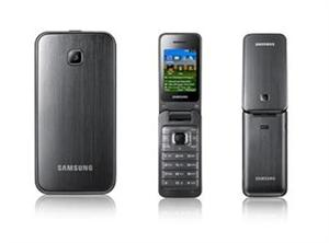 Samsung C3560 Metallic Black