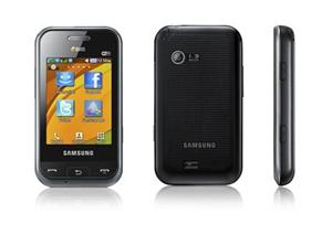 Samsung E2652W Champ Duos Deep Black